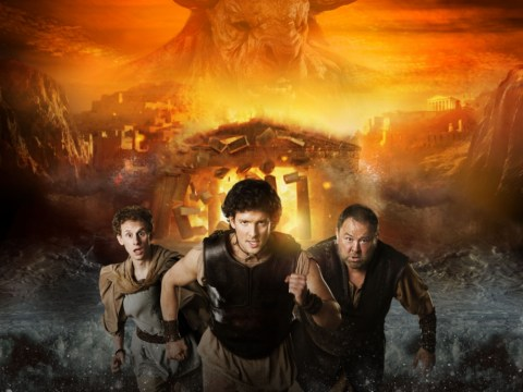 Sword-and-sandal romp Atlantis was a cheesy caper with plenty to get submerged into