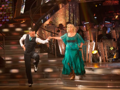Strictly Come Dancing 2013, week four, Sunday's show: Shock exit for Deborah Meaden