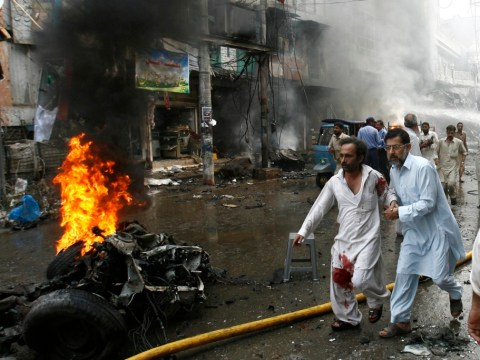 At least 37 killed in Pakistan car bomb attack