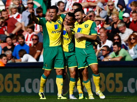 Gallery: Premier League: Stoke City v Norwich
