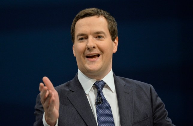 George Osborne: Work-for-benefits scheme 'very compassionate'