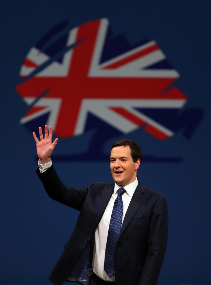 George Osborne: Work-for-benefits scheme 'very compassionate'
