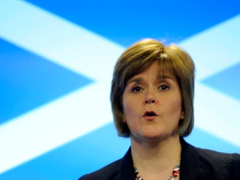 Nicola Sturgeon says women key to winning Scottish independence