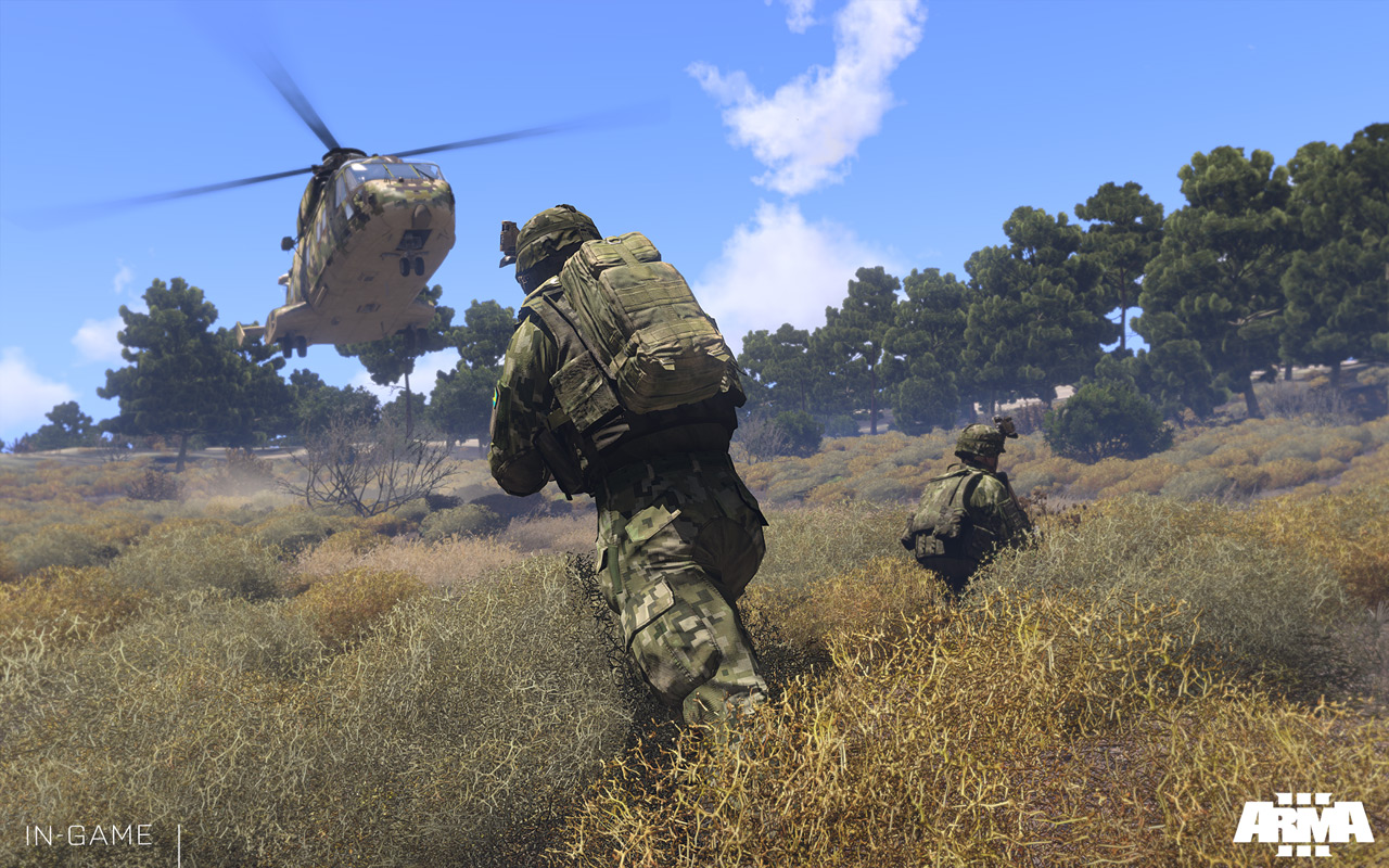 ArmA III (PC) – it is what you make it