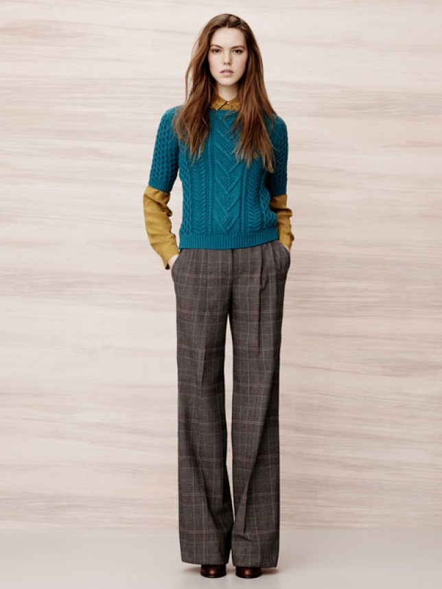 Shot from the Hobbs AW13 NW3 Lookbook (Picture: Hobbs)