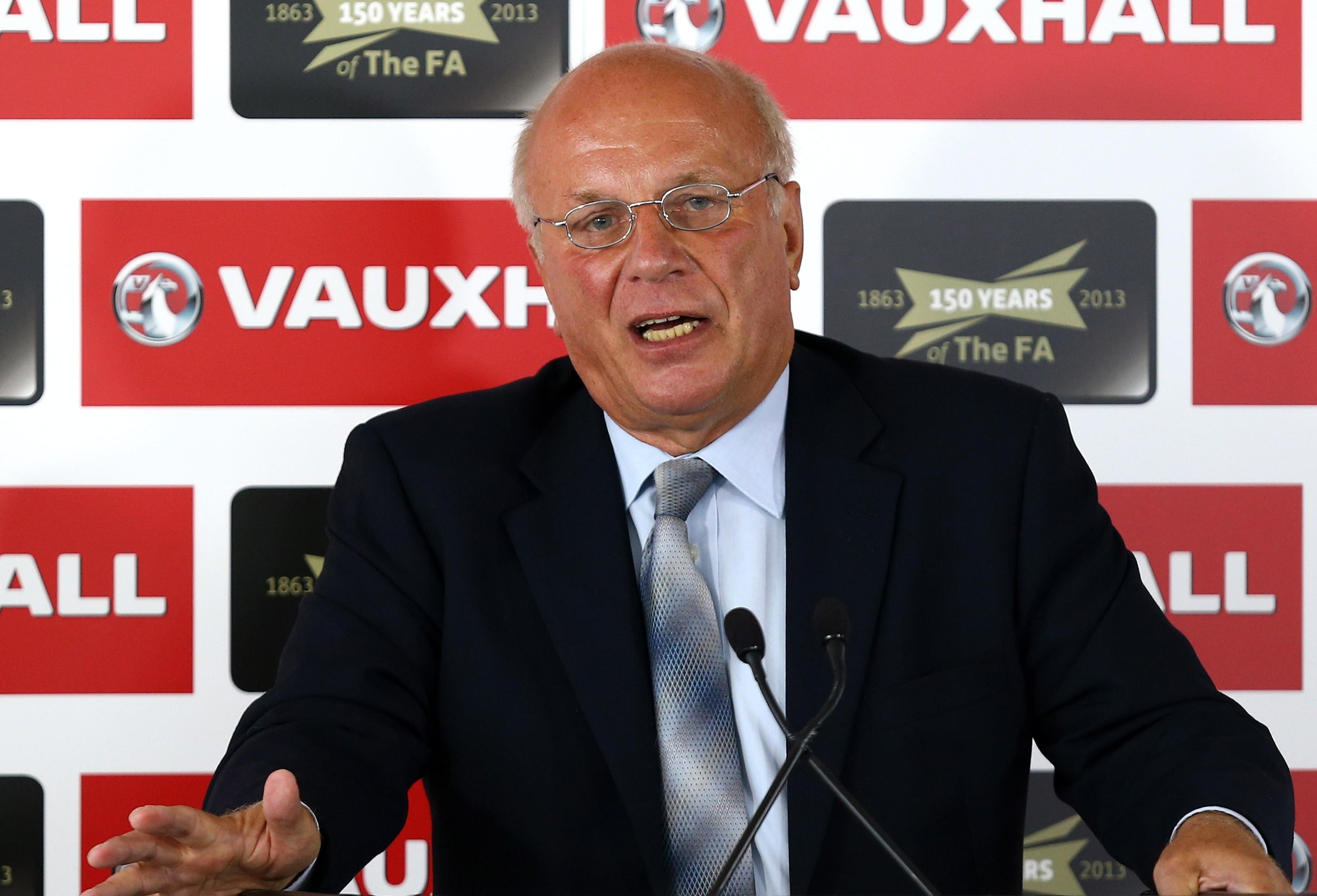 England must target 2022 World Cup win, insists FA chairman Greg Dyke