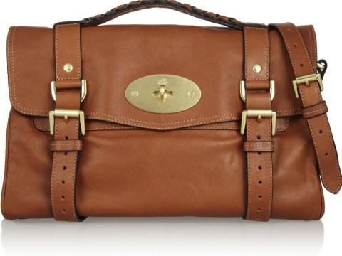 London Fashion Week wish list: Tartan, hearts and Mulberry's Alexa bag