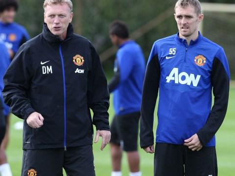 David Moyes reveals Darren Fletcher is close to shock Manchester United return