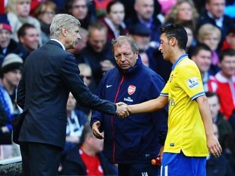 Arsene Wenger hails 'outstanding' Mesut Ozil after impressive Arsenal debut