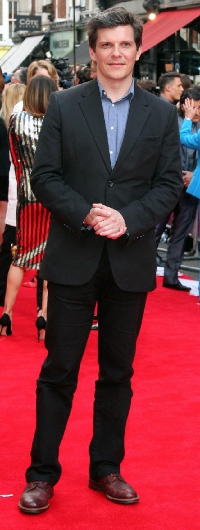 Former EastEnder Nigel Harman  (Picture: Rex)