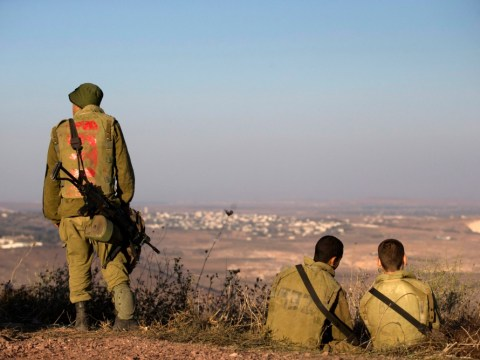 Israeli-US missile test sparks Syria jitters