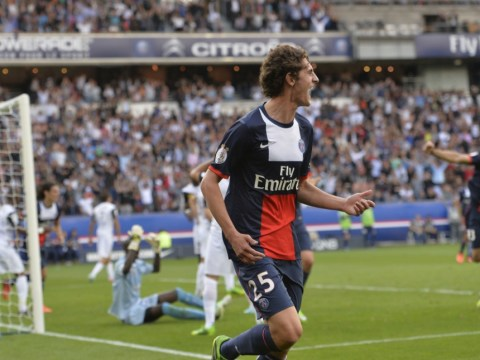Tottenham scouts run rule over Adrien Rabiot as club turn attention to January