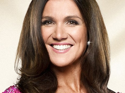 Strictly Come Dancing's Susanna Reid: I am petrified about the live show