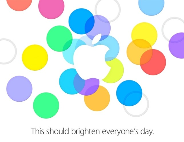 iPhone 5S release date: Apple sends out invites for September 10 launch event in Berlin