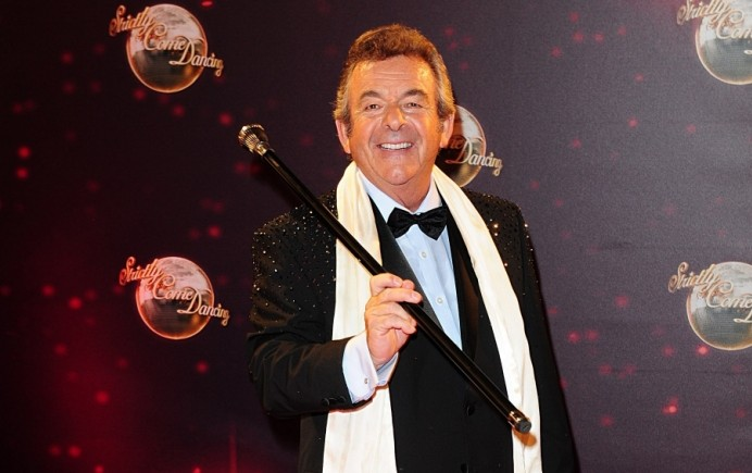 Strictly Come Dancing 2013: Who is Tony Jacklin?
