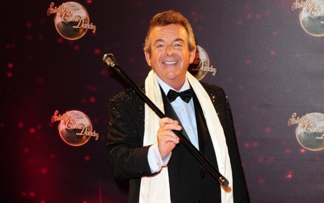Tony Jacklin arriving for the Strictly Come Dancing Photocall at Elstree Studios, London. PRESS ASSOCIATION Photo. Picture date: Tuesday September 3, 2013. Photo credit should read: Ian West/PA Wire