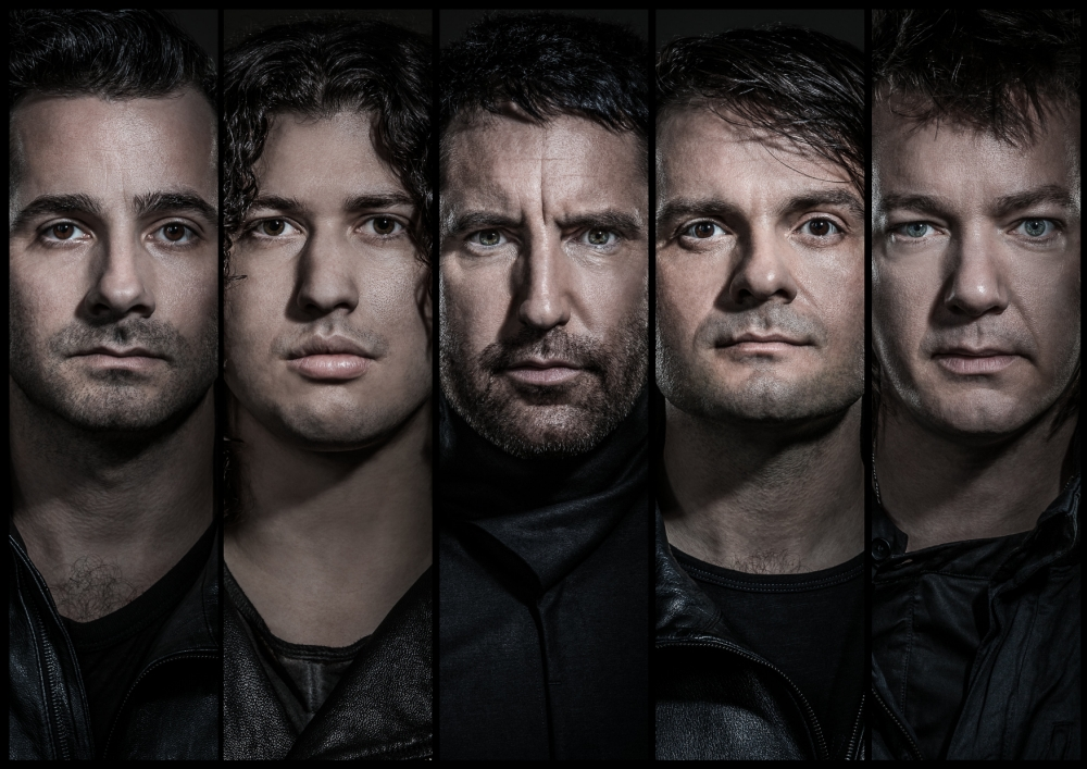 Trent Reznor and co still have a menacing undertone (Picture: Baldur Bragason)