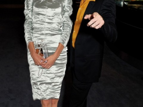 Awkward! Alexa Chung and Arctic Monkeys star Alex Turner among ex-reunions at GQ Awards