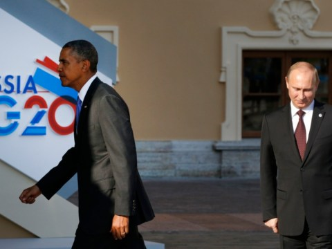 Syria: Barack Obama to push for military action despite G20 pressure