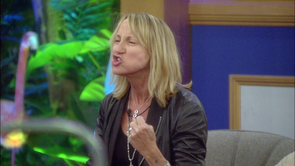 CBB's Carol McGiffin on Loose Women: We won't hang out, I think they're upset with me