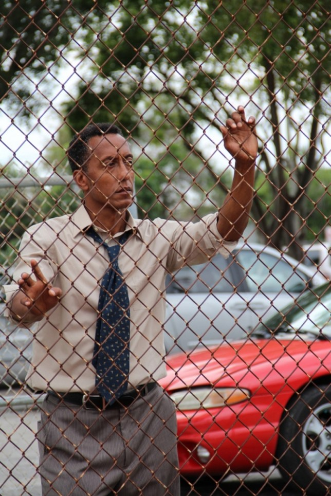 The Wire's Andre Royo in baseball saga Calloused Hands (Picture: supplied)