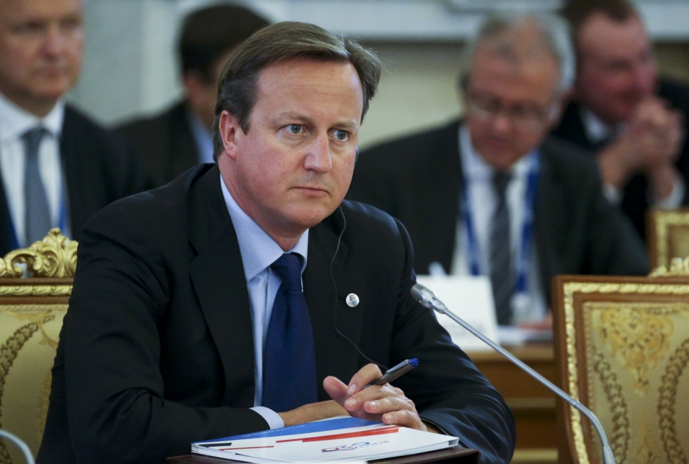 David Cameron at G20: US must fight Syria even if we can't