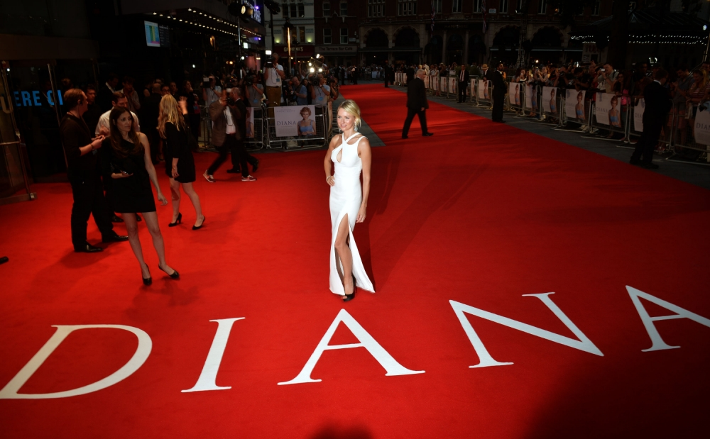 Diana filmmakers 'banned the royal family from attending the premiere'