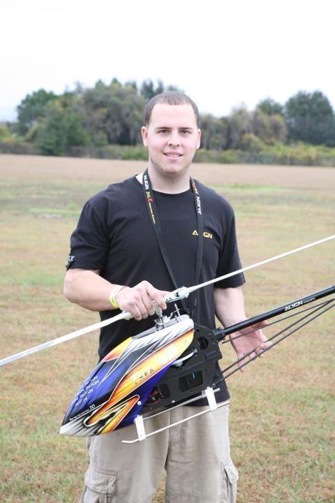 Roman Pirozek Jr model helicopter crash victim