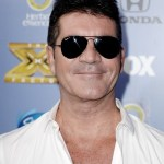 "Producer Simon Cowell arrives at Fox's ""The X Factor"" Season 3 premiere party at Ciccone Restaurant (Picture: Getty)"