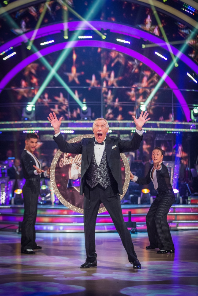 Strictly Come Dancing Saturday night premiere… Start dancing!