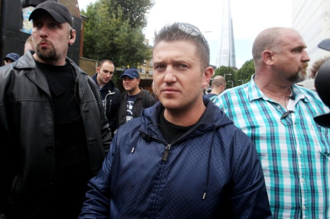 Tommy Robinson quits English Defence League: It's too extreme