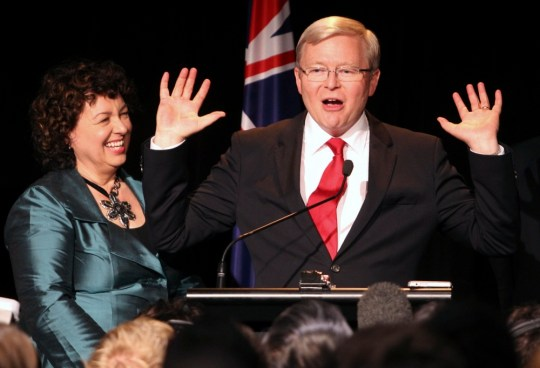 Tony Abbott Defeats Kevin Rudd In Australia Election Metro News