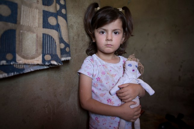 Syria: Why has the West abandoned our little children?