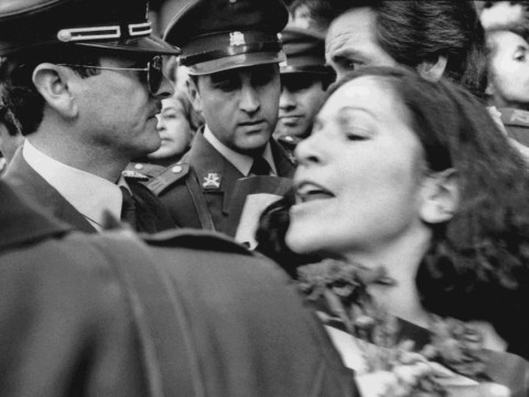 Augusto Pinochet: Photographer backs justice campaign shining a light on Chile's '9/11'