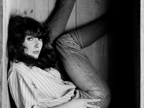 Your Twitter handle in a Kate Bush song is the best thing you'll see or hear all day