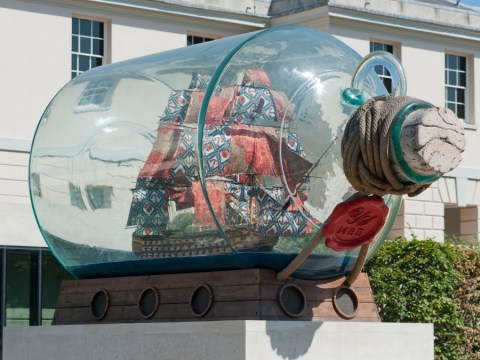 Yinka Shonibare's Greenwich exhibition offers more of his playfully ambiguous style