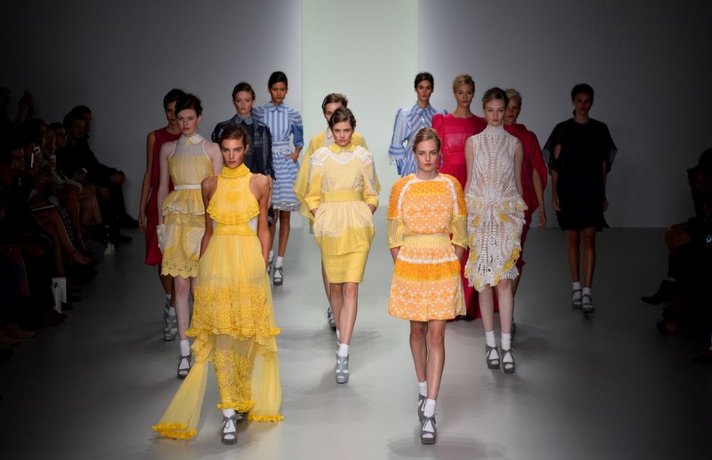 The highlights from day one of London Fashion Week
