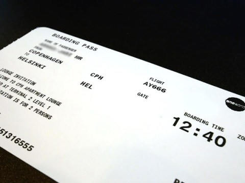 Is this the unluckiest flight ever? Route 666 to HEL on Friday the 13th