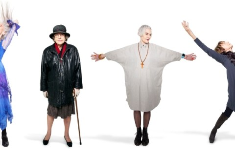 Fabulous Fashionistas show how style can keep you young