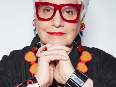 Fabulous Fashionistas was a grown-up celebration of growing old