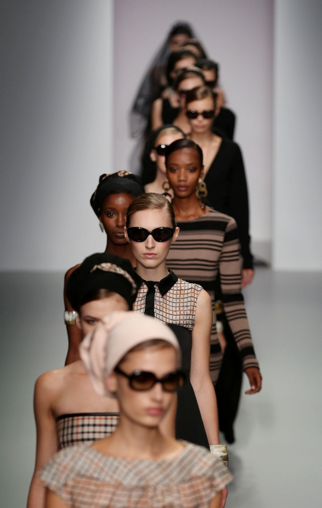 The 9 tweets you'll definitely get during London Fashion Week AW14
