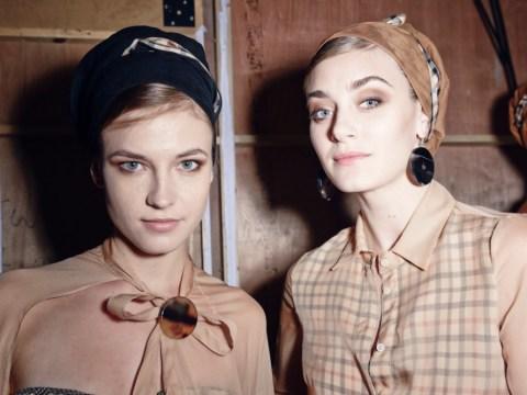 Gallery: London Fashion Week— Backstage at Daks SS 2014