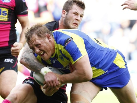 Ben Westwood's four-star display sends Warrington past Leeds