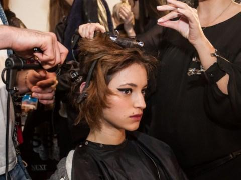 London Fashion Week: Backstage beauty at Sister by Sibling