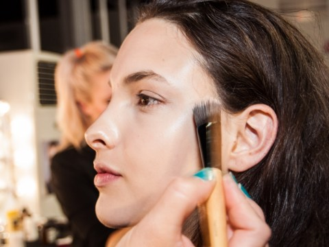 London Fashion Week: Backstage beauty at John Rocha