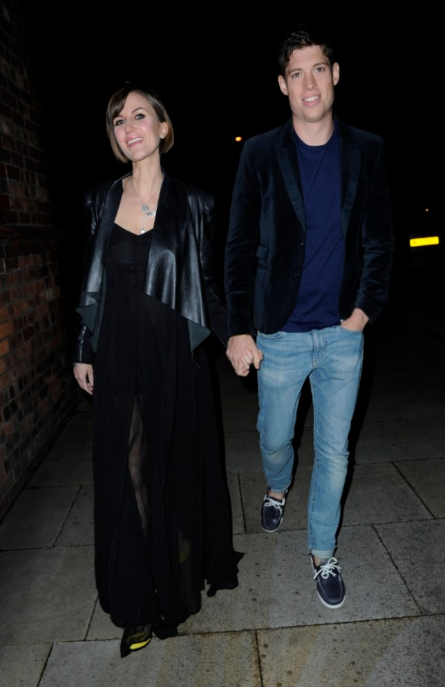 14 September 2013 - MANCHESTER - UK  KATHERINE KELLY AND HER NEW HUSBAND ALONG WITH JANE DANSON ARRIVING AT CATHERINE TYLDELSEY 30TH BIRTHDAY PARTY IN MANCHESTER BYLINE MUST READ : XPOSUREPHOTOS.COM  ***UK CLIENTS - PICTURES CONTAINING CHILDREN PLEASE PIXELATE FACE PRIOR TO PUBLICATION ***  **UK AND USA CLIENTS MUST CALL PRIOR TO TV OR ONLINE USAGE PLEASE TELEPHONE  44 (0) 208 370 0291 or 1 310 600 4723