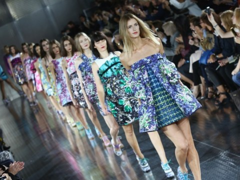 Gallery: London Fashion Week— Mary Katrantzou SS14