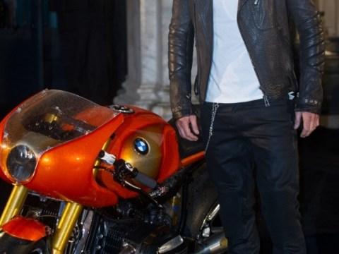 Beckhams dominate London Fashion Week but shoot down Hollywood talk