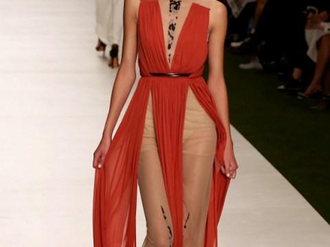 Gallery: London Fashion Week – Marios Schwab SS14