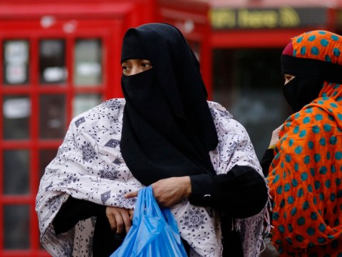 David Cameron 'happy' to ban veil in certain workplaces